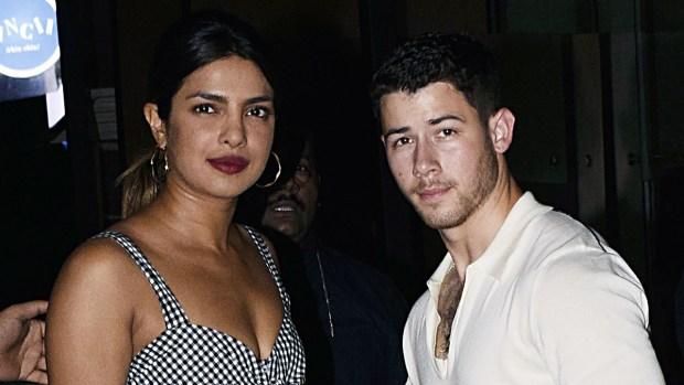 [NATL] Chopra, Jonas Confirm They're Getting Married