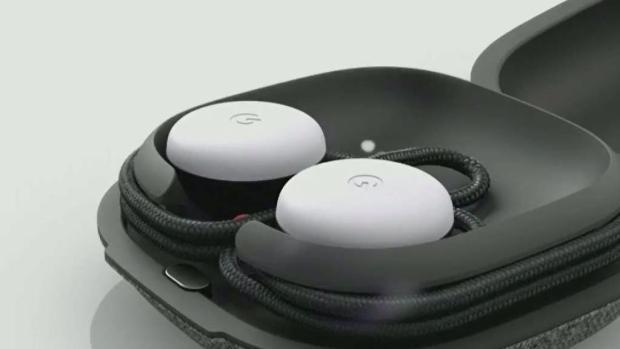 Google Unveils New Wireless Headphones