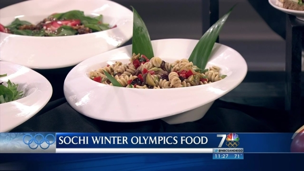[DGO] San Diego Company to Feed Thousands in Sochi