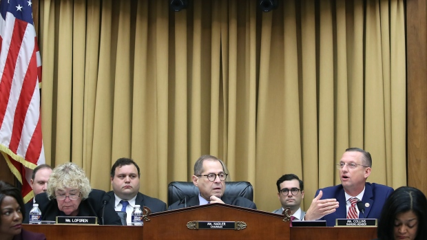 [NATL] House Judiciary Passes Resolution on Rules for Impeachment Investigation Hearings