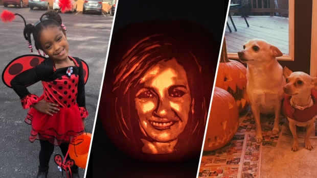 Photos: NBC4 Viewers Share Their Halloween Pics