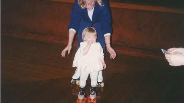 Heather Bergsma's Childhood Photos