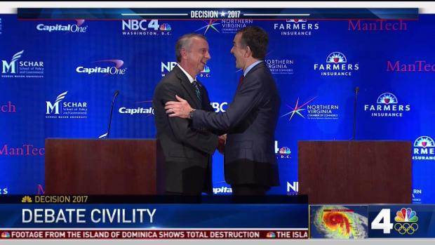 Highlights of the Virginia Governor's Race Debate