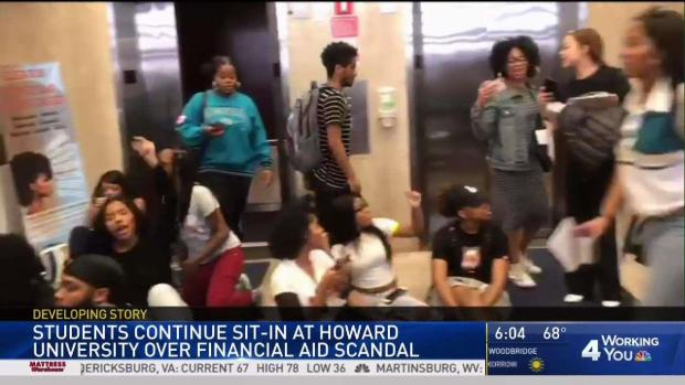 [DC] Howard Students: Sit-In Far From Over