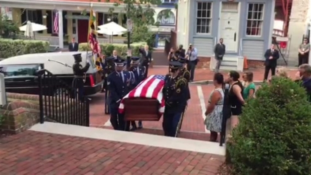 Mandel to Lie in Repose at Md. State House