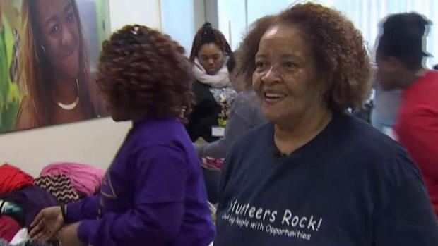 [DC] 'I Pull Joy From Them:' After Tragedy, DC Woman Helps Others