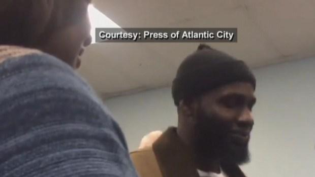 Man Who Broke Up Fight Between Teens in Viral Video Receives Honor in Atlantic City