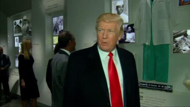 [NATL] Trump Condemns Racism, Anti-Semitism