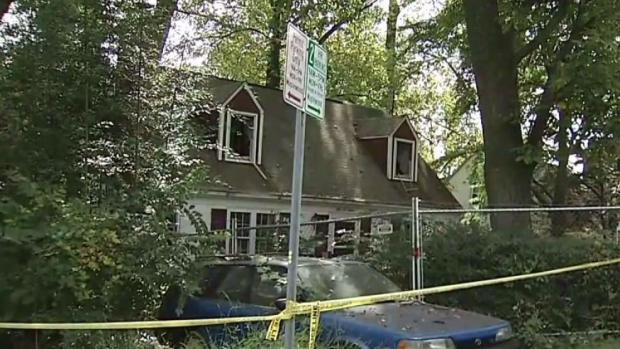 [DC] Investigators Find Chemicals, Tunnels in Burned Home