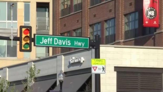[DC] Alexandria Moves to Rename Jefferson Davis Highway