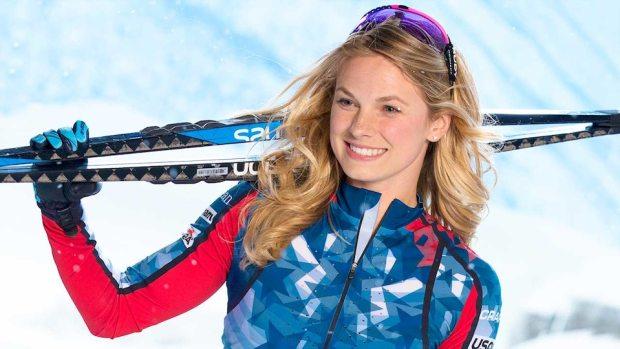 Model Olympian: Jessie Diggins