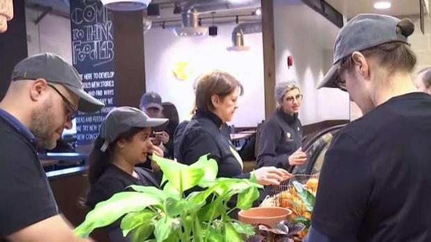 José Andrés Emergency Kitchen Opens in Downtown DC