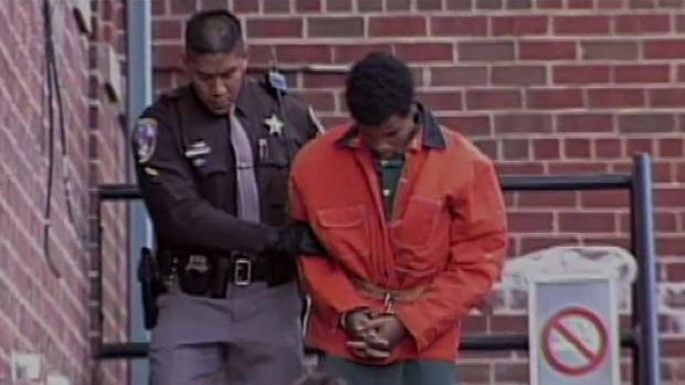 Judge denies new sentencing hearing for DC Sniper