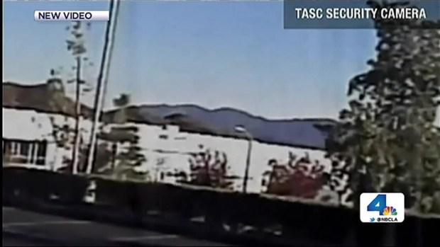 [LA] New Video Shows Paul Walker Car Crash