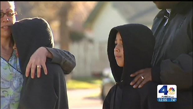"""[LA] Neighbors """"Heartbroken"""" Over Slain Family"""