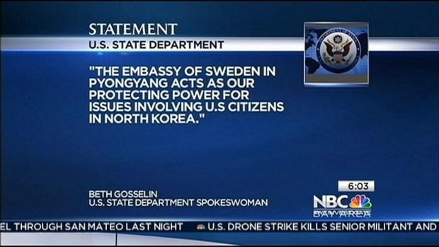 [BAY] Elderly Palo Alto Veteran Allegedly Detained in North Korea