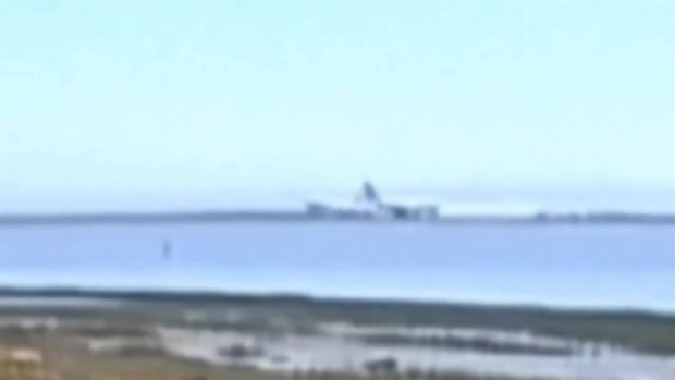 [BAY] RAW VIDEO: NTSB Releases New Video of Asiana Crash