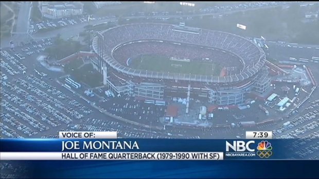 [BAY] Joe Montana on Candlestick