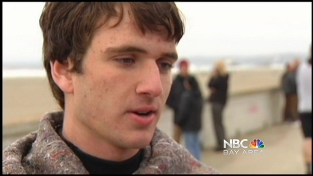 [BAY] Surfer Helps Save Swimmers; 1 Missing