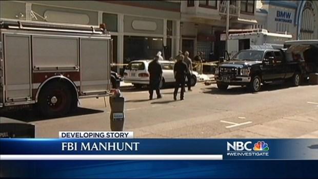 [BAY] FBI Swarm SF Building, Seek Man For Explosive Material