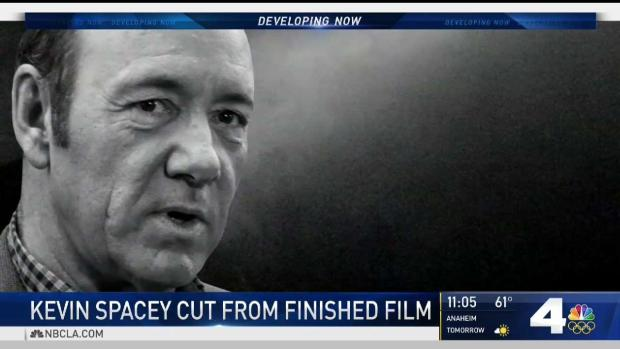 [LA] Kevin Spacey Dropped From Ridley Scott Movie After Sexual Assault Allegations