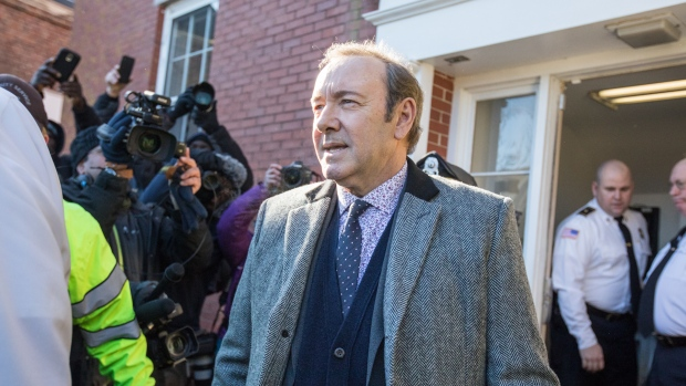 [NATL] Prosecutors Drop Criminal Case Against Kevin Spacey