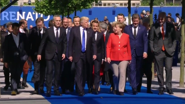 The G7 summit ends without United States  commitment on Paris agreement