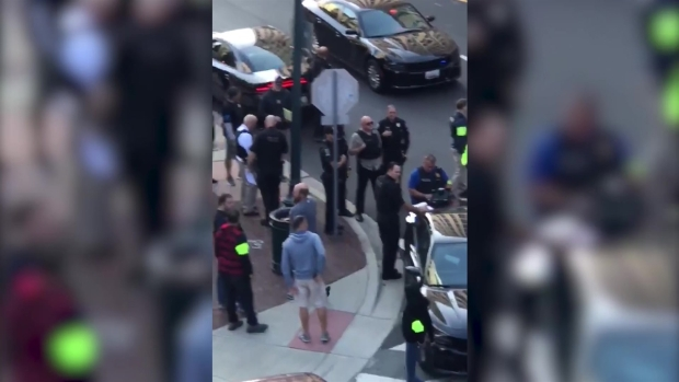 [DC] Police Respond to Montgomery County Officer Shooting in Silver Spring