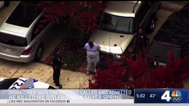 Woman Killed in Silver Spring; Boyfriend Confesses in 911 Call