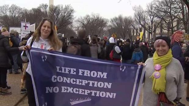 March for Life Draws Thousands to DC