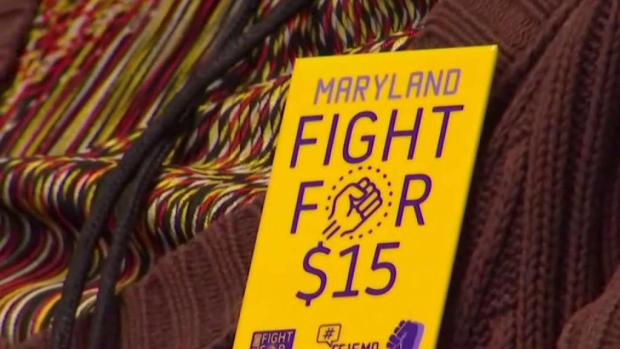 [DC] Maryland Lawmakers Consider Minimum Wage Hike