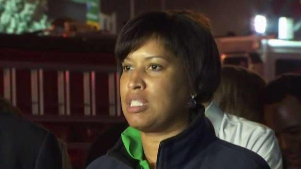 [DC] Mayor, Fire Chief Hold News Conference After Fire
