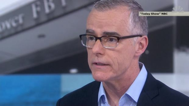 [NATL] McCabe: Congress Did Not Object to FBI Trump Probe
