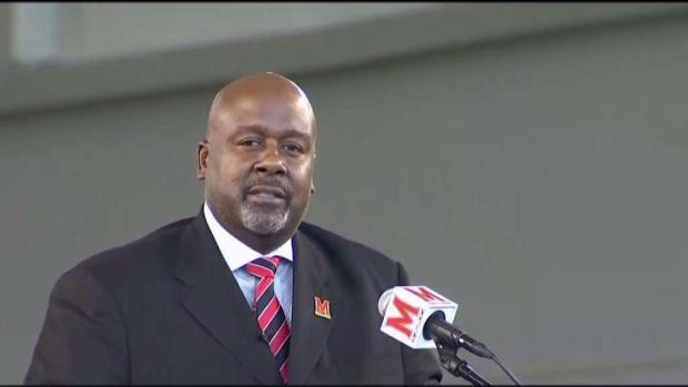 [DC] Michael Locksley Introduced as University of Maryland's New Football Coach