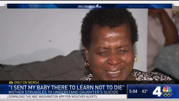 Mother of Child Found Dead at School Speaks