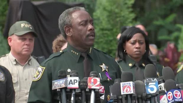 [NATL] Sheriff Identifies Boy Who Died in Gator Attack