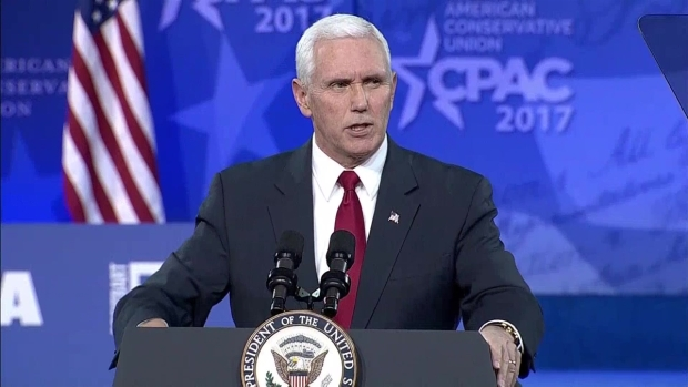 [NATL] Pence to Conservatives: 'This Is Our Time'