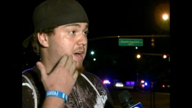 [NEWSC] Witness Describes Colorado Shooting Rampage