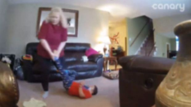 [NATL] Nanny Cam Captures Abuse of 4-Year-Old With Down Syndrome