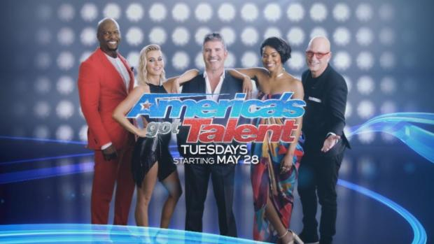 [NATL] Gabrielle Union, Julianne Hough Join 'America's Got Talent'