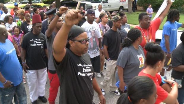 [NATL] Marchers Honor Michael Brown