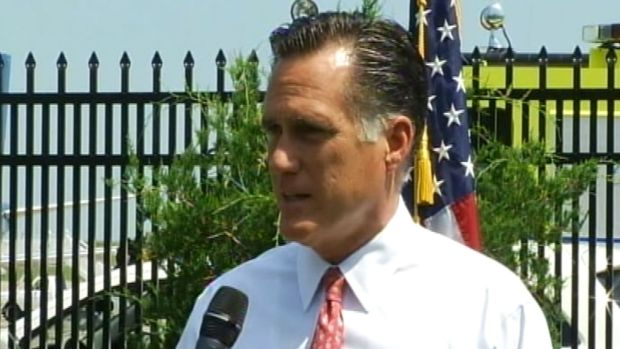 [NEWSC] Campaign Trail: Romney's Taxes