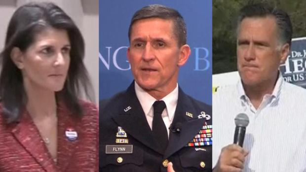 [NATL] More Trump Cabinet Candidates Emerge