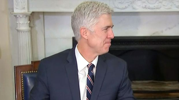 [NATL] Gorsuch Confirmed to Supreme Court