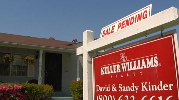 [NATL] Prices Rise for U.S. Housing Market