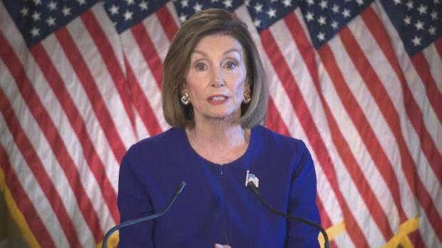 [NATL] Nancy Pelosi Announces Formal Impeachment Inquiry of Trump