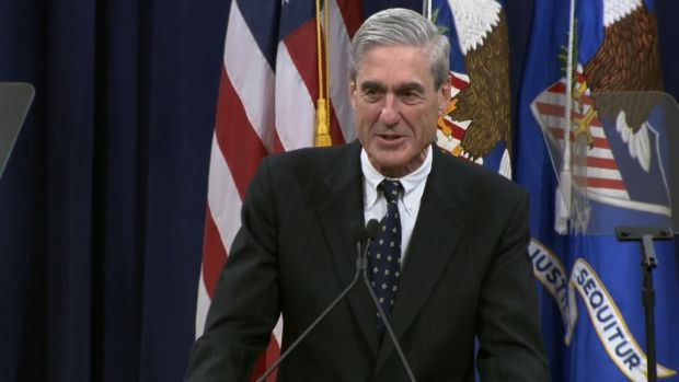 [NATL] Special Counsel's Russia Investigation Gets Grand Jury