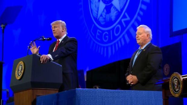 [NATL] 2 Trump Speeches in 24 Hours Strike Opposite Tones