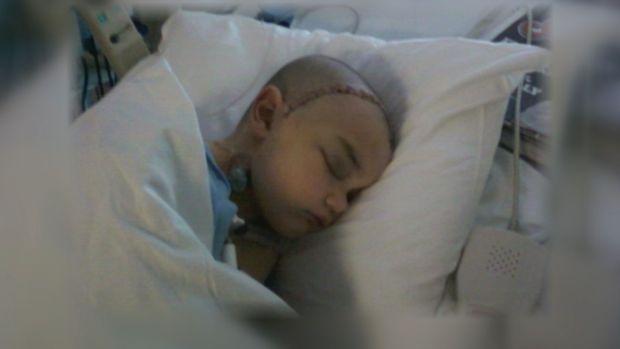[DFW-NATL] Boy Beats Brain Cancer Twice