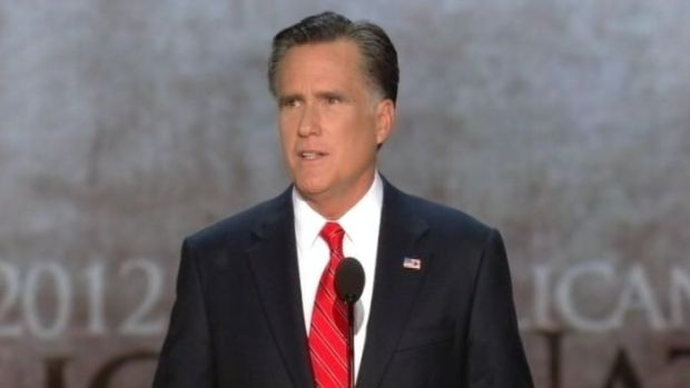 [NEWSC] Mitt Romney Makes His Pitch, Wraps Up RNC